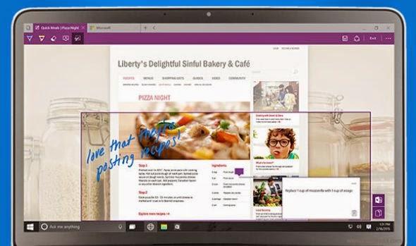 Η Microsoft επιβεβαιώνει ότι ο Project Spartan θα είναι ο default web browser στο Windows 10