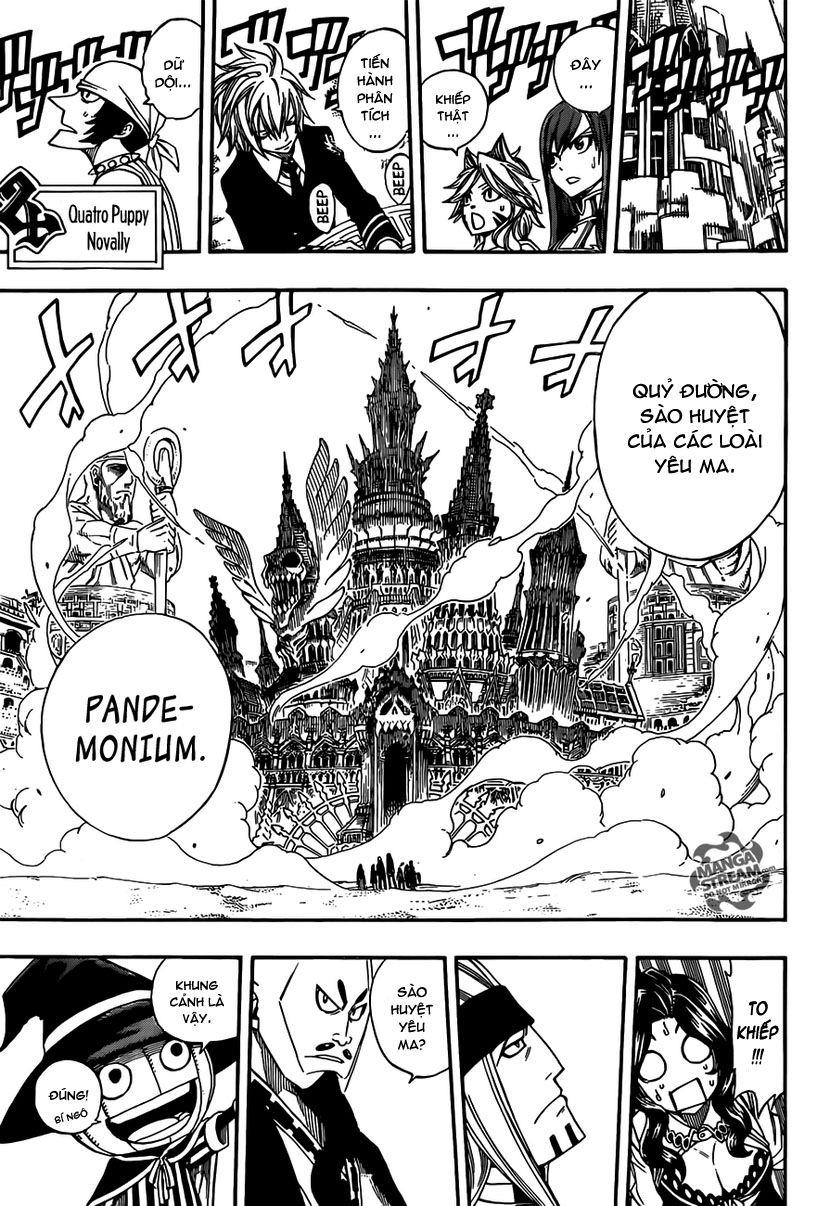 TruyenHay.Com - Ảnh 8 - Fairy Tail Chap 284