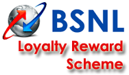 BSNL Loyalty Reward Points for Landline Broadband Customers