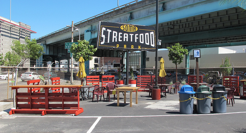 SoMa StrEat Food Park in San Francisco