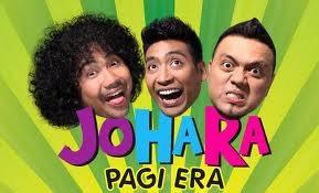 Isu DJ JOHARA Era FM  Hina Pasukan Cap Ayam