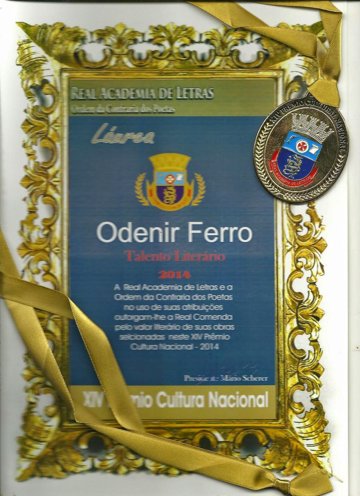 Real Academia de Letras Ordem da Confraria dos Poetas 2014