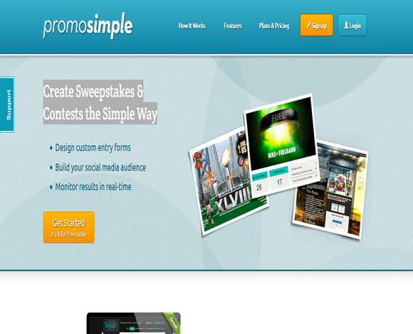 Promosimple Giveaway Generator Blogolect