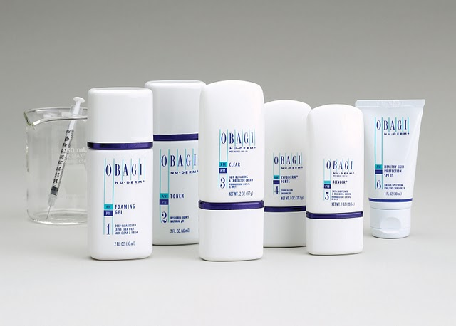 how to use obagi blender and tretinoin