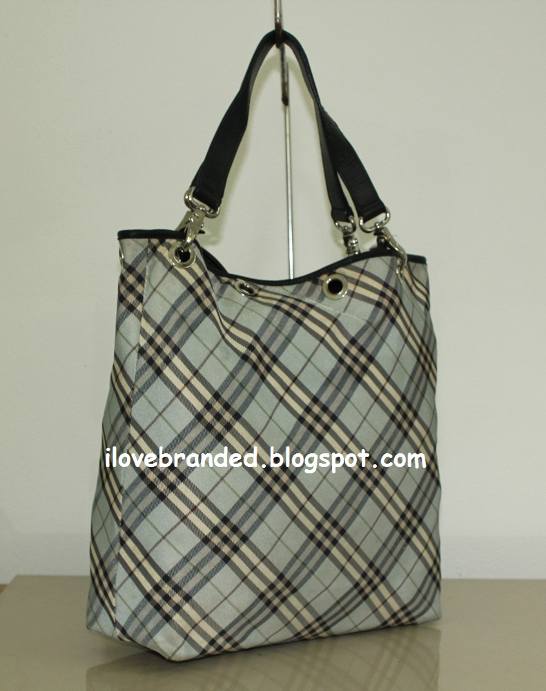 Burberry Blue Label Tote Bag (SOLD)
