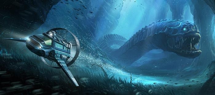 Μυστηριώδεις ήχοι από την άβυσσο του Ειρηνικού ξυπνούν αρχαίους φόβους περί θαλασσίων τεράτων