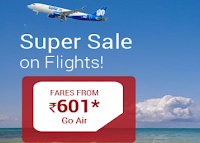 Via.com : Super Sale on Domestic Flight Tickets Starting at Rs.601 : BuyToEarn
