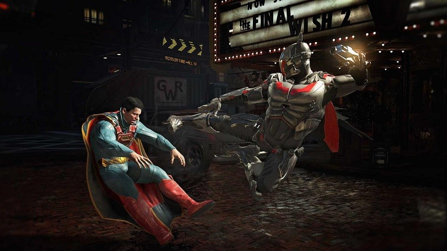 Injustice 2 - Ultimate Edition Torrent