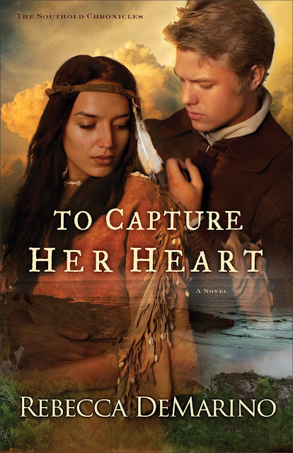 To Capture Her Heart (The Southold Chronicles, Book 2) by Rebecca DeMarino