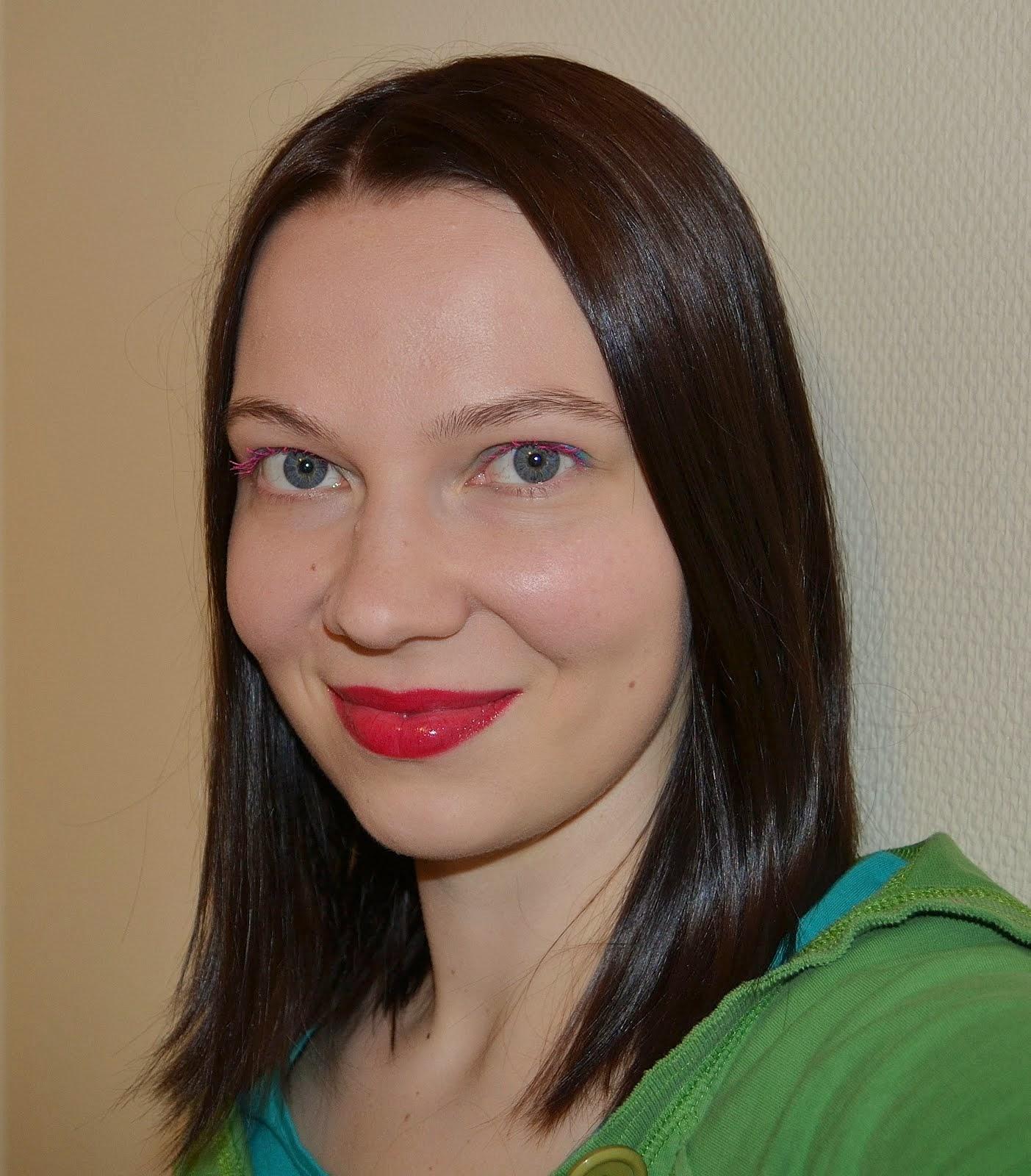 Parturi-kampaaja Vivi Wallenius