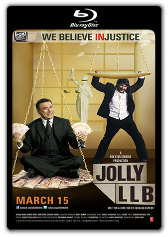 Jolly LLB (2013) 720p BRRip 1GB