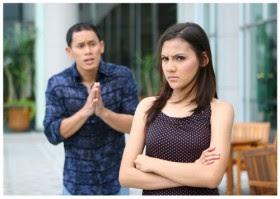 Trik Meredakan Konflik Dalam Pernikahan