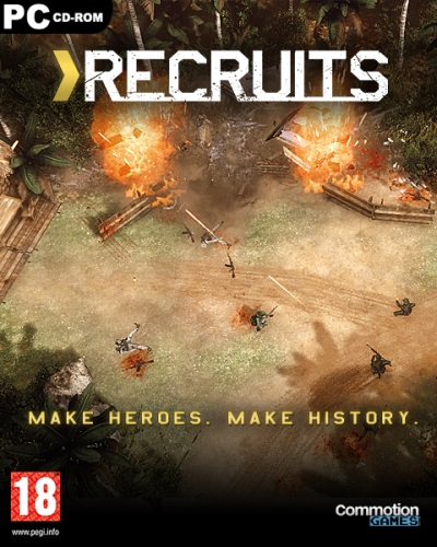 Recruits Alpha PC Full RAiN