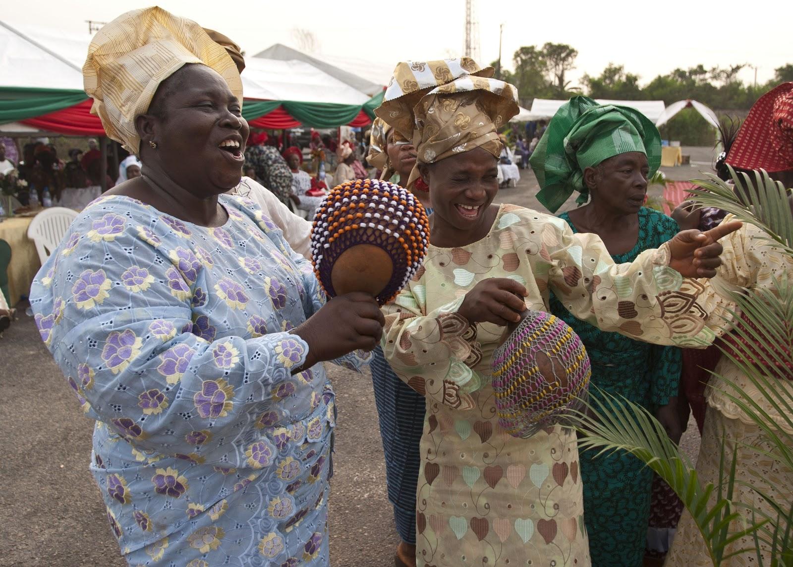 Традиции первой брачной ночи в африканских племенах - Об этом нужно знать