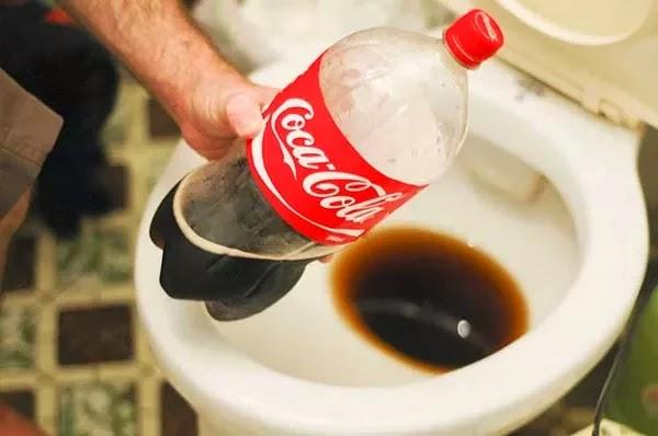 Truco para limpiar el water