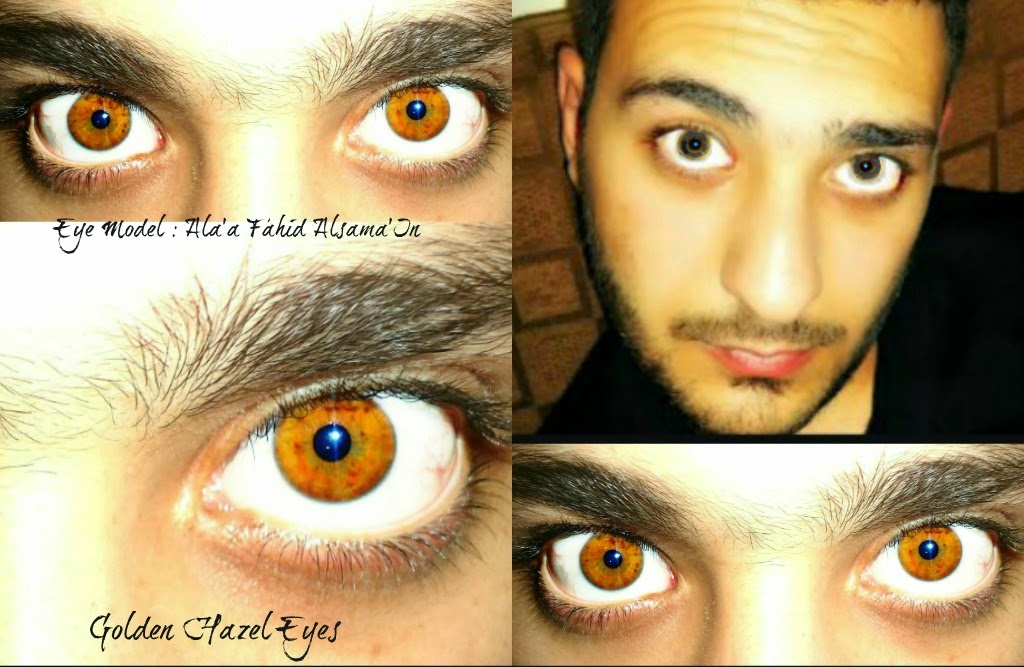 Pics For Most Rare Eye Color In The World