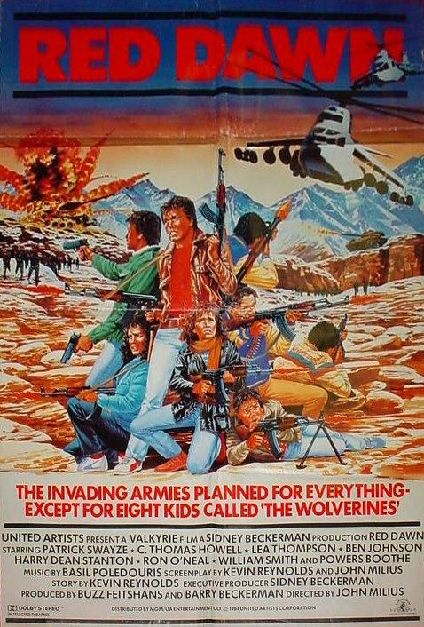 The Neo-Futurists: Director's Commentary: RED DAWN (
