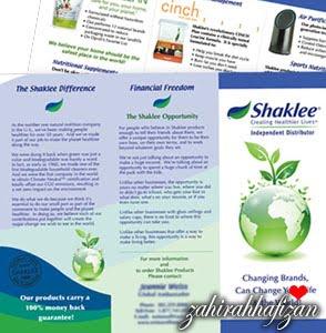 Shaklee Brochure