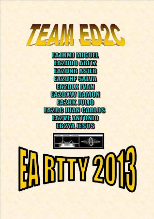 EA RTTY 2013