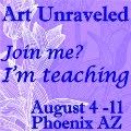 Art Unraveled art retreat
