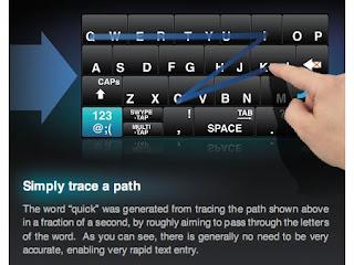 Cara Menggunakan Fungsi Keyboard Swype Android