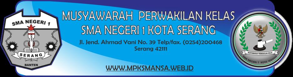 MPK SMA Negeri 1 Kota Serang