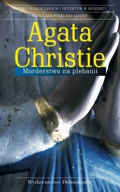 Znalezione obrazy dla zapytania Agatha Christie : Morderstwo na plebanii