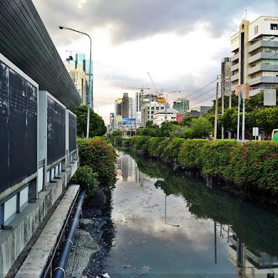 Bangkok Water Zashnain