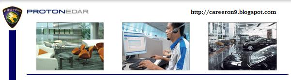 Jawatan Kosong Sebagai Sales Advisor di Proton Edar (Seluruh Malaysia) - TERKINI 2013