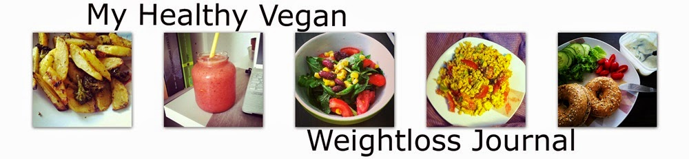 Healthy Vegan Weightloss Journal