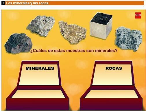 ¿ Qué es un mineral?