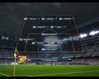 Download Free PES 2012