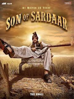 Son Of Sardar (2012) Poster