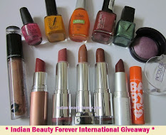 Indian Beauty Forever New Year Giveaway !!