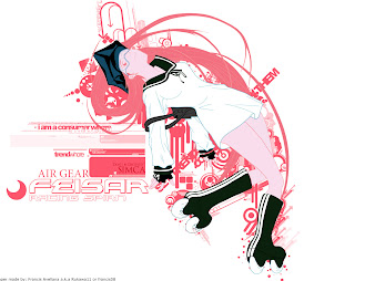#48 Air Gear Wallpaper