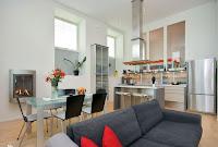 diseño sala comedor y cocina