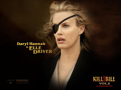 Daryl Hannah Kill Bill 2 Wallpaper