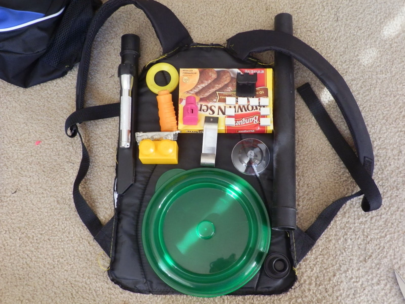 The Brighter Writer How To Make A Ghostbusters Proton Pack