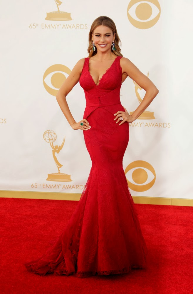 Emmy 2013 Awards Red Carpet Pictures: Kerry Washington, Claire Danes & More