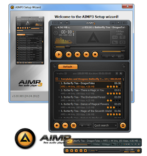 Download AIMP 2016 Offline Installer Gratis Terbaru