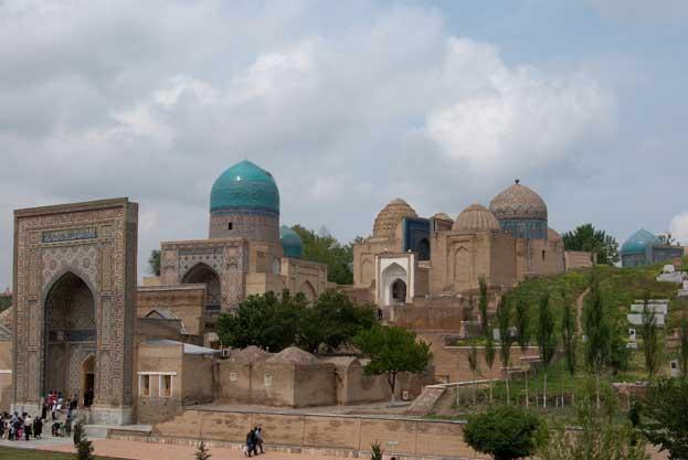 World Heritage Samarkand – Crossroad of Cultures