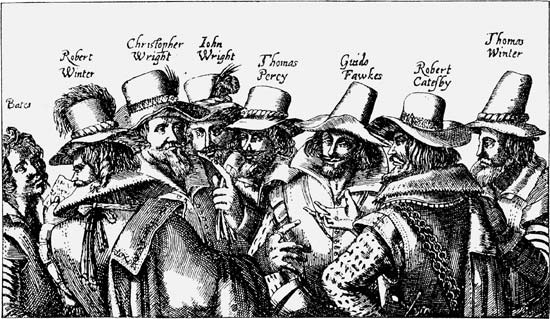 the gunpowder plot essay