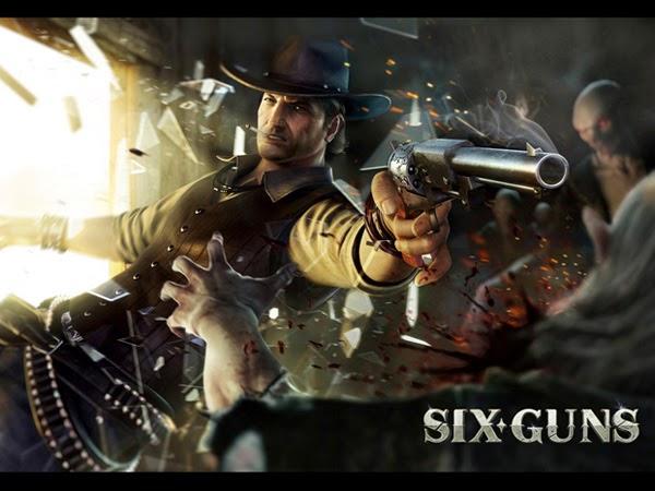 Six-Guns Para Hileli Apk İndir
