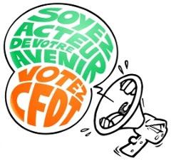 votez CFDT
