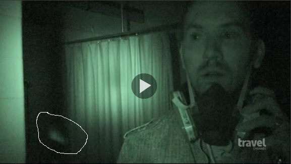 Ghost Adventures - Letchworth Village - Nick Groff Attacked By Orb  Ghosts - Real or Not?