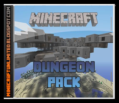 Dungeon Pack Mod carátula