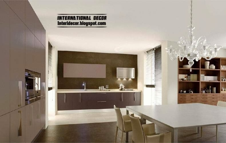 Eco friendly kitchen designs with MDF kitchen cabinets designs