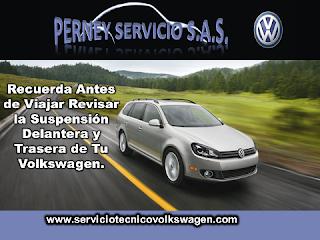 Taller Volkswagen Jetta  Perney Servicio SAS Bogota