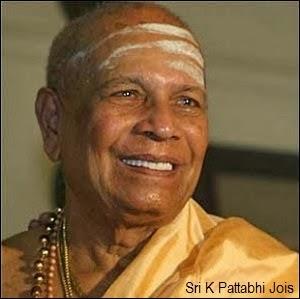 ॐ Sri K Pattabhi Jois