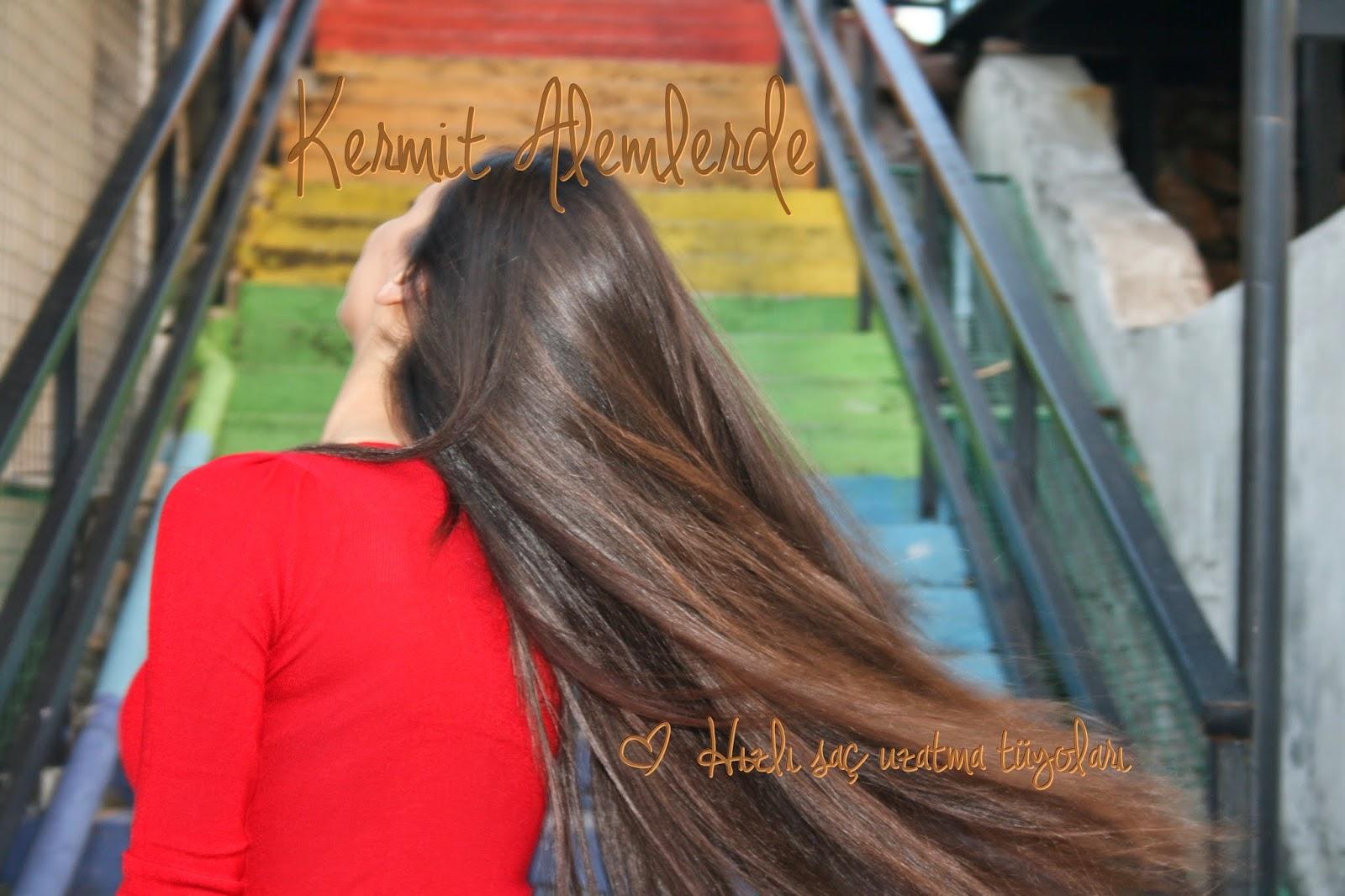 Hintli Kadınların Saçlarını Uzatmak için Kullandığı Formüller